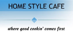 Home Style Cafe logo