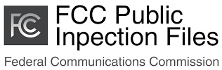 Federal Communications Commission (FCC) Public Inspection Files