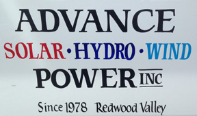 Sponsor Image for Advance Solar Hydro Wind Power