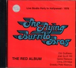 Displaying Flying Burrito Bros  The Red Album - International