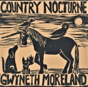 Gwyneth Moreland CD Release On-Air 7pm October 23rd