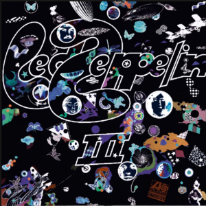 Led Zeppelin III 50th Anniversary 9PM October 31st