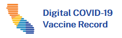 Digital COVID-19 Vaccine Record portal for access to proof of vaccination