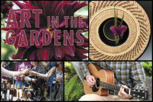 Art In The Gardens - Blooms - Art - Food - Wine - Beer